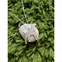 Jack Russell necklace