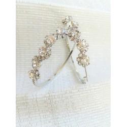 Diamante Hoops